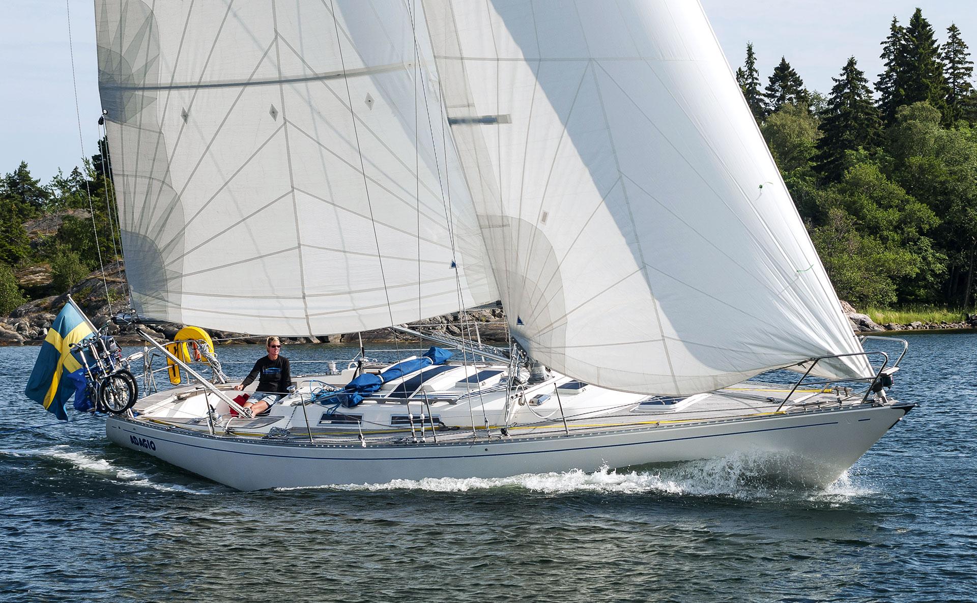Segelyacht OMEGA 42